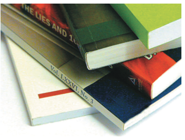 booklets Perfect Binding